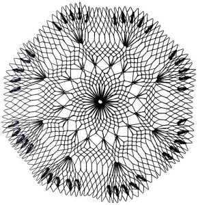 net doily named Waltz