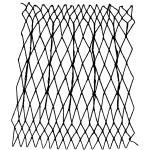 caroline netting - a decorative netting stitch