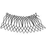 bridge decrease netting stitch