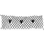 cupid decrease netting stitch