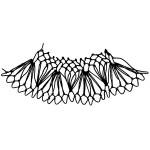 fan increase netting stitch