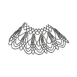 edge of netting named Pineapple