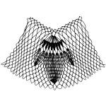 pineapple increase netting stitch