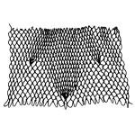 pinecone cluster decrease netting stitch