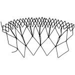 ray decrease netting stitch