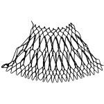 slide increase netting stitch
