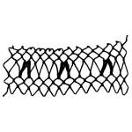 split decorative netting stitch