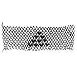 Triangle Decorative Netting Stitch