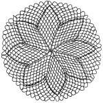 netting sample named outline center