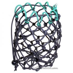 Juggling Balls Bag - Green Top (Large Mesh)