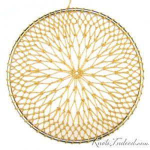 Net Suncatcher: Burst - 5 inch