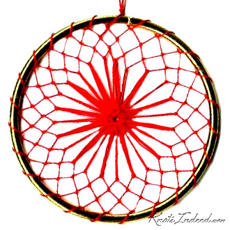 Net Suncatcher: Sunshine - 3 inch
