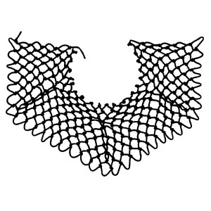 chain increase netting stitch