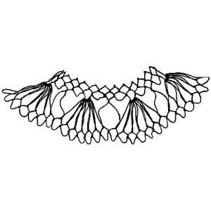 edge of netting named Flower