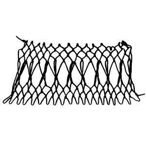 forward increase netting stitch