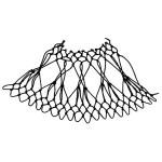 hula increase netting stitch