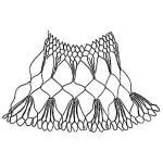 edge of netting named Ladies
