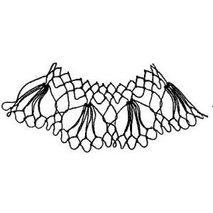 edge of netting named Tulip