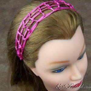net headband