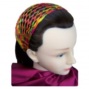 Plain Headband - wide - multicolored