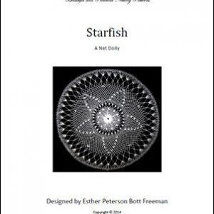 Starfish: a net doily