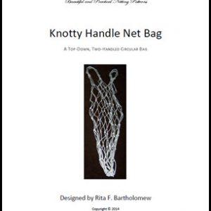 Knotty Handle Bag: a net bag