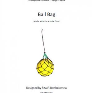 Ball Bag: a net bag