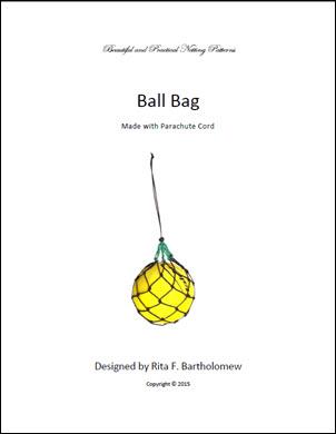 Ball Bag: a net bag