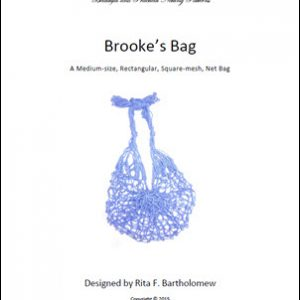 Brooke's Bag: a net bag