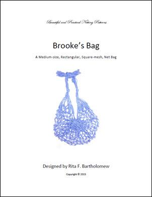 Brooke's Bag: a net bag