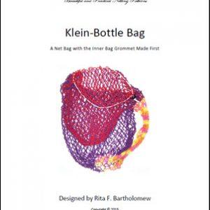 Klein Bottle Bag Grommet Made First: a net bag