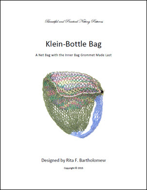 Klein Bottle Bag - Grommet Made Last: a net bag