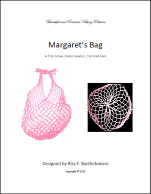Margaret's Bag: a net bag