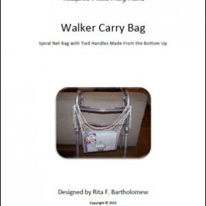 Walker Carry Bag: a net bag
