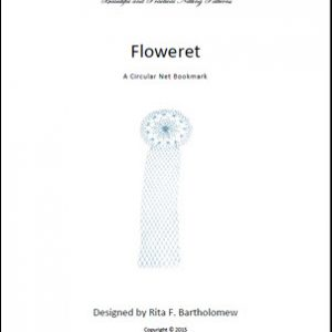 a net bookmark: Floweret