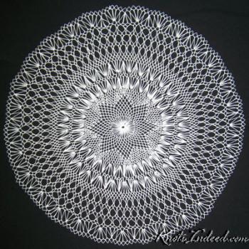 Jasmine: a net doily