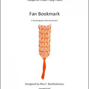 Fan: a rectangular net bookmark