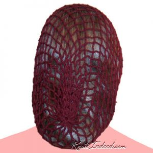 Hairnet: Simple - large, yarn