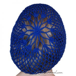Hairnet: Stained Glass - yarn