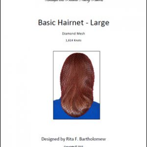 Hairnet: Basic - large (1,614 knots)