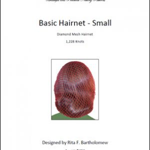 Hairnet: Basic - small (1,228 knots)