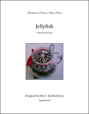 Jellyfish: a net bowl cover