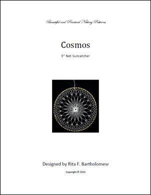 Cosmos Suncatcher - 5 inch