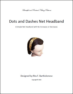 Dots and Dashes Headband