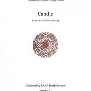 Candle: Circular Hotpad
