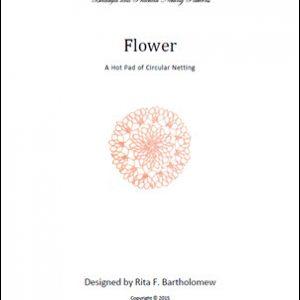 Flower: Circular Hotpad