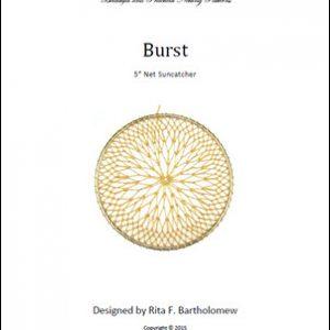 Net Suncatcher: Burst - 5 inch