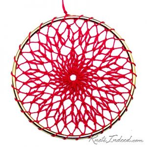 Net Suncatcher: Jewel - 4 inch