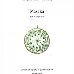 Net Suncatcher: Masaka - 5 inch