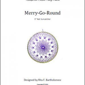 Net Suncatcher: Merry-Go-Round - 5 inch